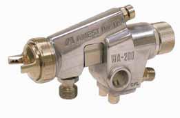 W200 ZP Auto Air Spray Specialty Anest Iwata