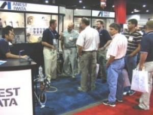 Anest Iwata Iwf 2006 Atlanta Recap Product Showcase