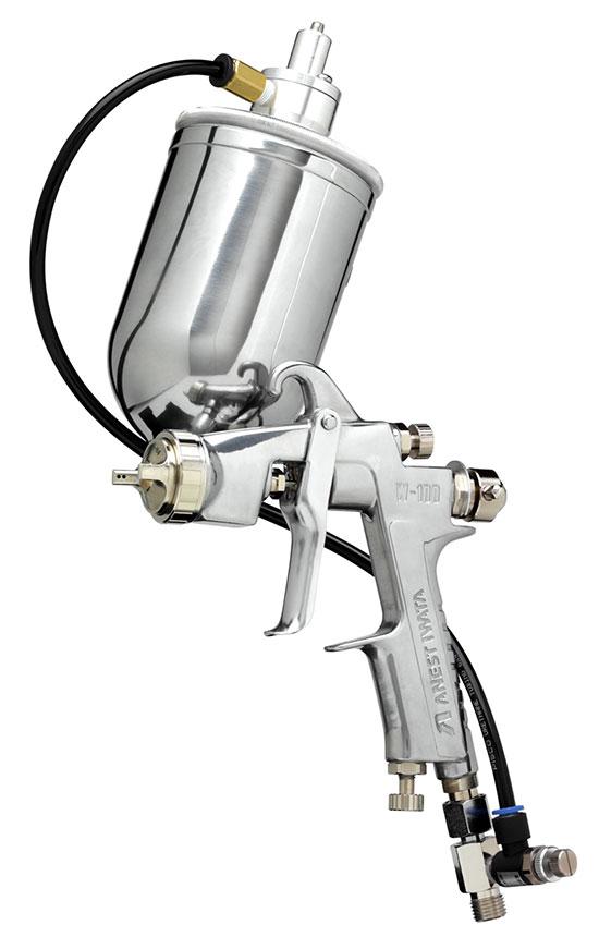 W101-AG Gravity Air Spray Specialty Anest Iwata