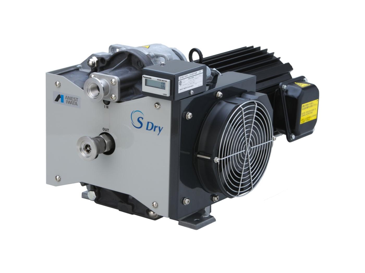 DVSL Scroll Vacuum Pump