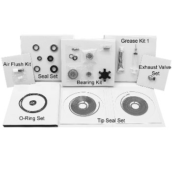 Anest Iwata Major Maintenance Kit for vacuum pumps
