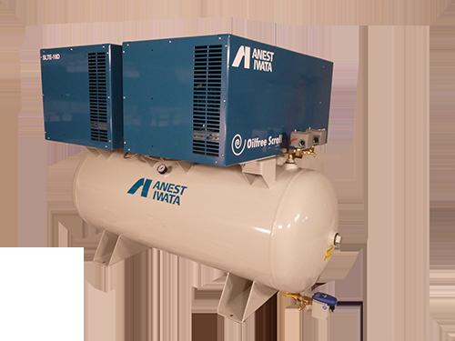 Anest Iwata SLTE2 Compressor