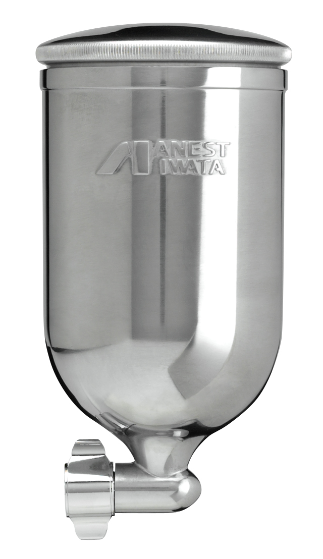 """Anest Iwata PC5 250ML 1/4"""" Side Gravity Cup"""