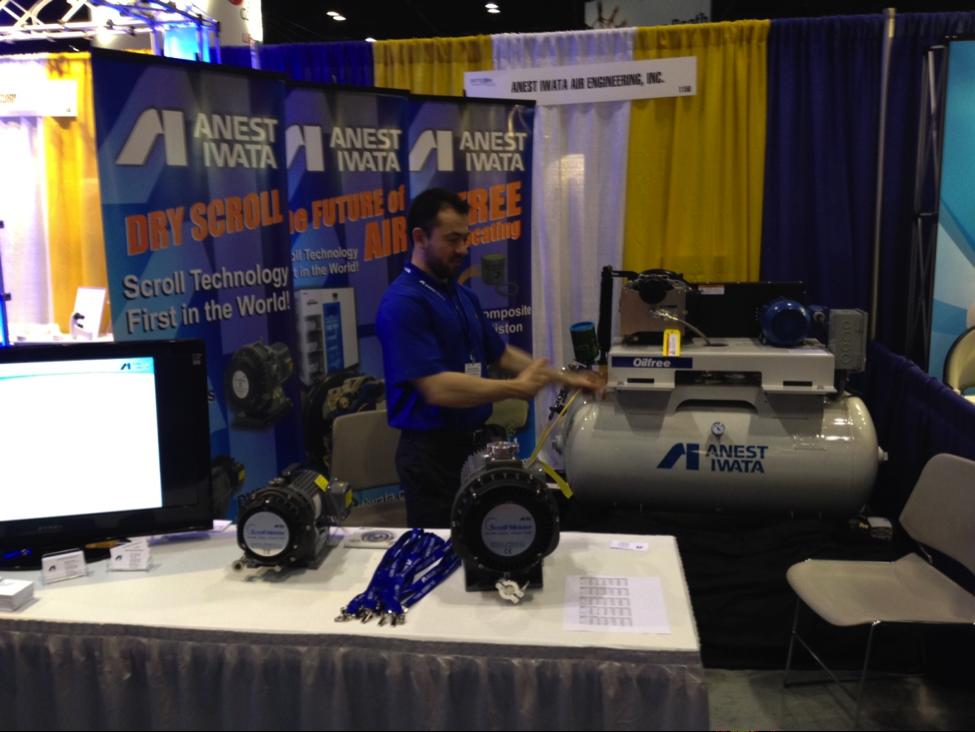 Anest Iwata News Pittcon, Pennsylvania Conference + Expo